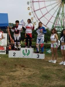 第31回全日本BMX選手権大会 2日目