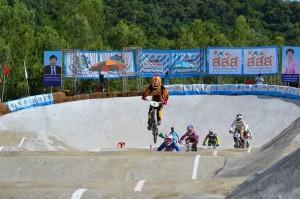タイ~アルゼンチン レース